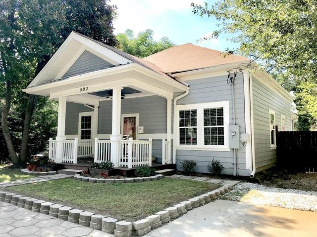 593 Culberson Street SW, Atlanta, GA 30310 (MLS #6526789) :: The Hinsons - Mike Hinson & Harriet Hinson