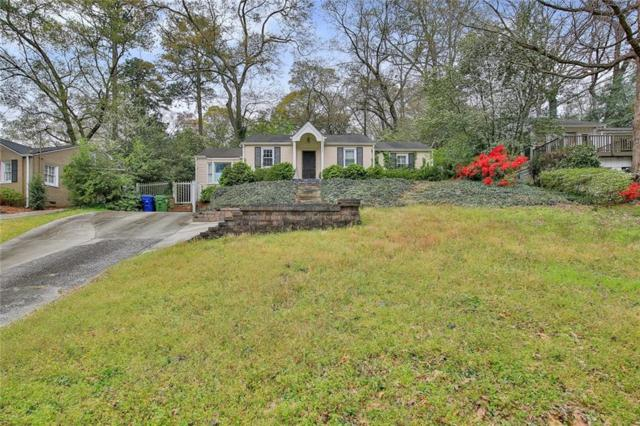 716 Channing Drive NW, Atlanta, GA 30318 (MLS #6526885) :: The Zac Team @ RE/MAX Metro Atlanta