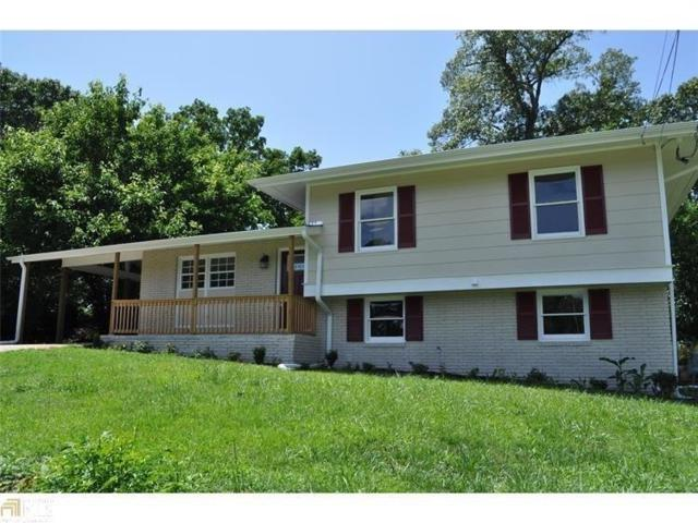 2488 Brentwood Court, Decatur, GA 30032 (MLS #6526899) :: Charlie Ballard Real Estate