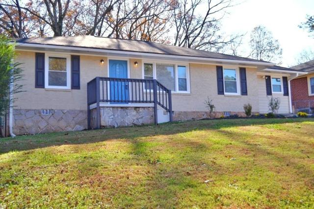2609 Glenvalley Drive, Decatur, GA 30032 (MLS #6526901) :: The Hinsons - Mike Hinson & Harriet Hinson