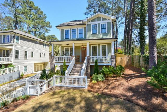 541 N Superior Avenue, Decatur, GA 30030 (MLS #6526976) :: The Hinsons - Mike Hinson & Harriet Hinson