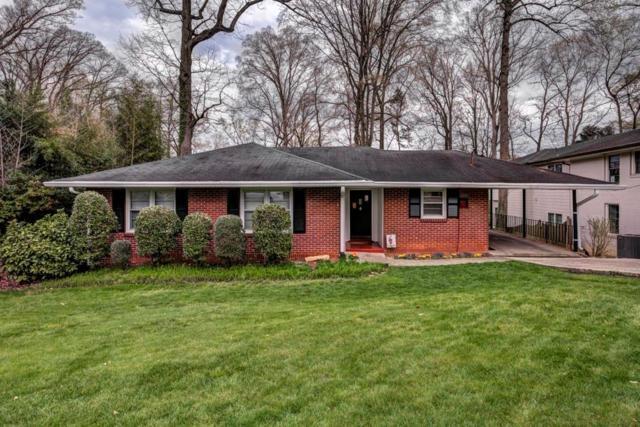 1063 Northcliffe Drive NW, Atlanta, GA 30318 (MLS #6526999) :: Iconic Living Real Estate Professionals