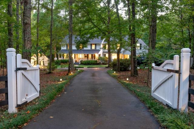 16345 Henderson Road, Milton, GA 30004 (MLS #6527065) :: Path & Post Real Estate