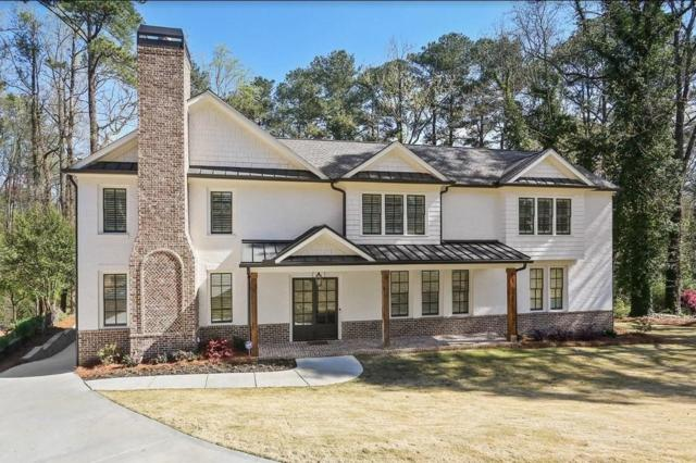 2571 Winding Lane NE, Brookhaven, GA 30319 (MLS #6527097) :: North Atlanta Home Team
