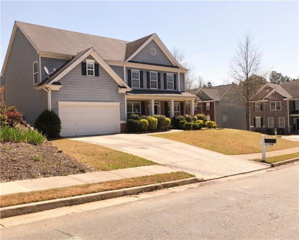 4108 Mcever Woods Drive NW, Acworth, GA 30101 (MLS #6527105) :: The Zac Team @ RE/MAX Metro Atlanta