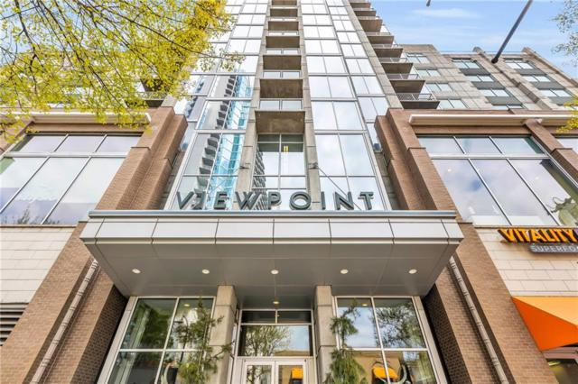 855 Peachtree Street NE #1508, Atlanta, GA 30308 (MLS #6527161) :: RE/MAX Paramount Properties