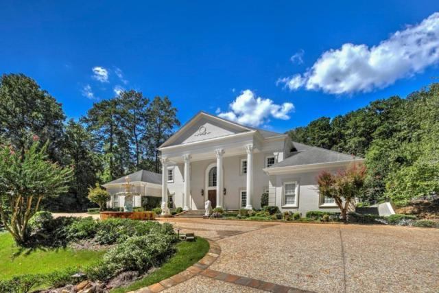 1141 Crest Valley Drive NW, Atlanta, GA 30327 (MLS #6527252) :: The Hinsons - Mike Hinson & Harriet Hinson