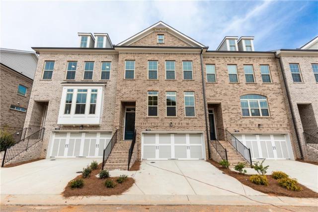 1411 Wisteria Wall Lane #58, Suwanee, GA 30024 (MLS #6527277) :: Iconic Living Real Estate Professionals