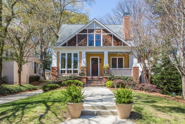 596 Page Avenue NE, Atlanta, GA 30307 (MLS #6527472) :: The Hinsons - Mike Hinson & Harriet Hinson