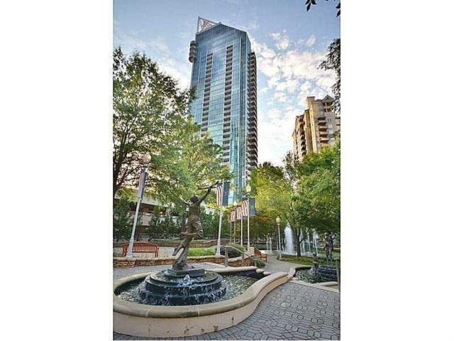 3338 Peachtree Road #1201, Atlanta, GA 30326 (MLS #6527545) :: North Atlanta Home Team
