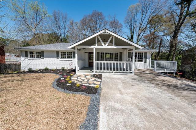450 Norton Circle SE, Smyrna, GA 30082 (MLS #6527746) :: RE/MAX Paramount Properties