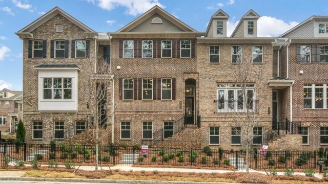 4232 Townsend Lane #49, Dunwoody, GA 30346 (MLS #6527769) :: RE/MAX Paramount Properties