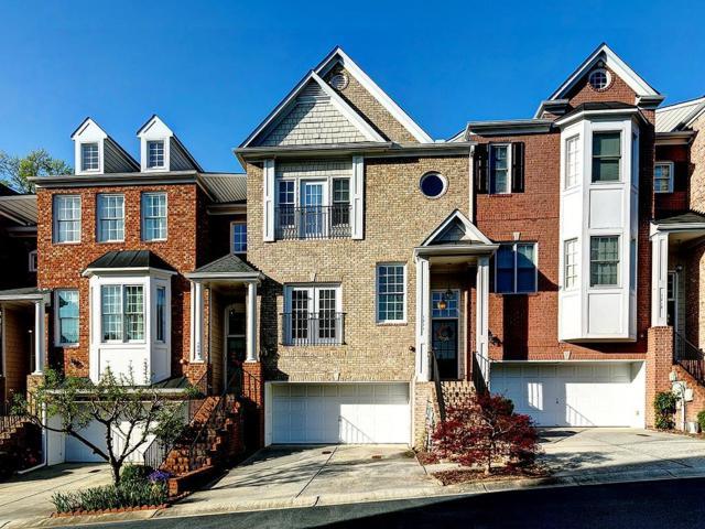 1211 Comet View Trail SE #1, Smyrna, GA 30082 (MLS #6527803) :: Iconic Living Real Estate Professionals