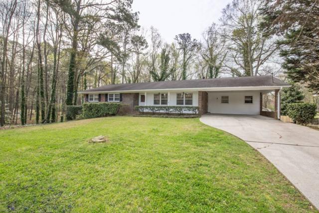 1895 Evergreen Lane, Alpharetta, GA 30009 (MLS #6527900) :: Iconic Living Real Estate Professionals