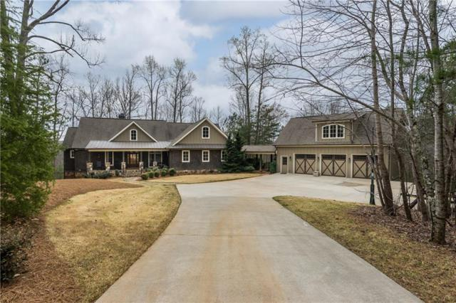 309 Hidden Cove Drive, Ball Ground, GA 30107 (MLS #6527927) :: Iconic Living Real Estate Professionals