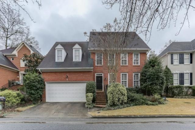 1097 Longwood Trace NE, Atlanta, GA 30324 (MLS #6527943) :: Iconic Living Real Estate Professionals