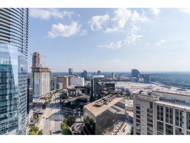 3324 Peachtree Road NE #2801, Atlanta, GA 30326 (MLS #6528128) :: The Hinsons - Mike Hinson & Harriet Hinson