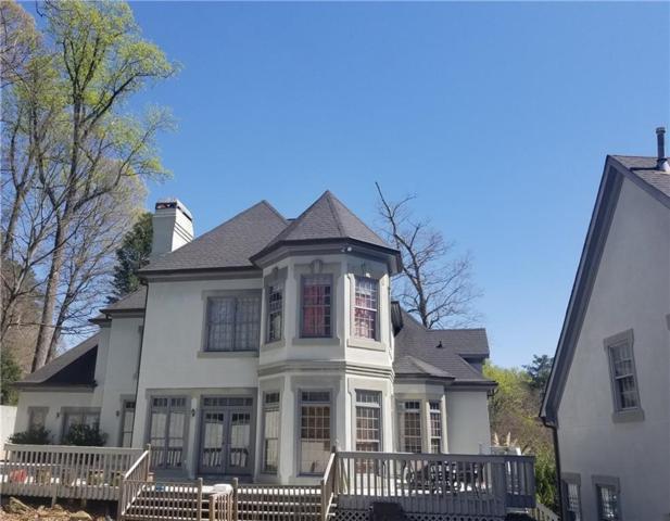 1098 Roxboro Drive NE, Atlanta, GA 30324 (MLS #6528135) :: The Hinsons - Mike Hinson & Harriet Hinson