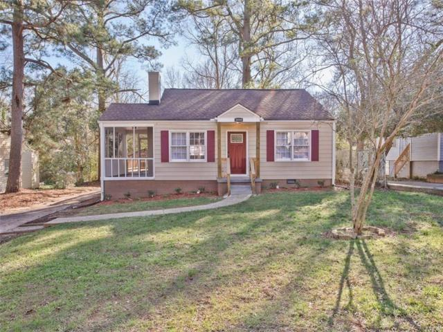 2599 Eastwood Drive, Decatur, GA 30032 (MLS #6528180) :: The Hinsons - Mike Hinson & Harriet Hinson