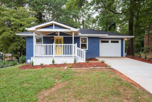 2384 Mellville Avenue, Decatur, GA 30032 (MLS #6528225) :: The Hinsons - Mike Hinson & Harriet Hinson