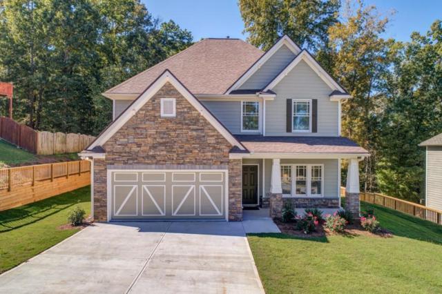 596 Pine Way, Dallas, GA 30157 (MLS #6528235) :: North Atlanta Home Team