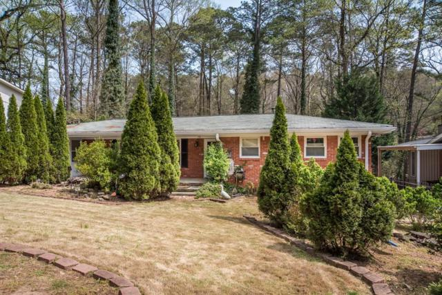 2473 Woodacres Road NE, Atlanta, GA 30345 (MLS #6528296) :: The Zac Team @ RE/MAX Metro Atlanta