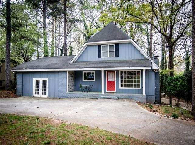 2648 Glenvalley Drive, Decatur, GA 30032 (MLS #6528389) :: The Zac Team @ RE/MAX Metro Atlanta