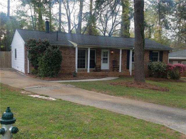 2720 Carolyn Drive SE, Smyrna, GA 30080 (MLS #6528419) :: The Zac Team @ RE/MAX Metro Atlanta