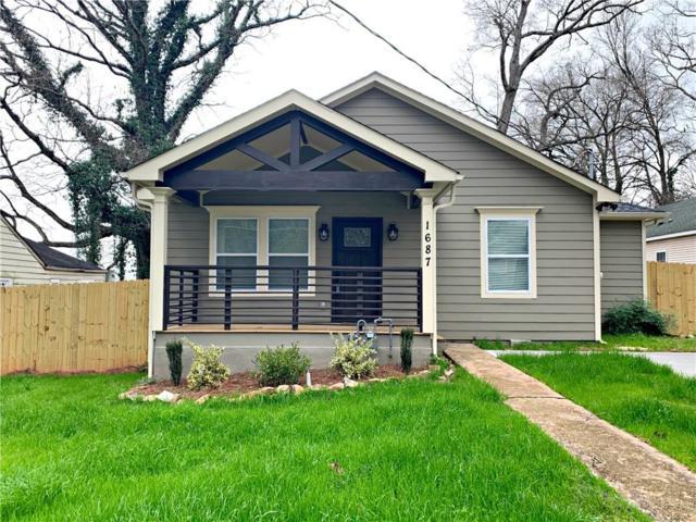 1687 Lanier Drive SW, Atlanta, GA 30310 (MLS #6528454) :: Iconic Living Real Estate Professionals