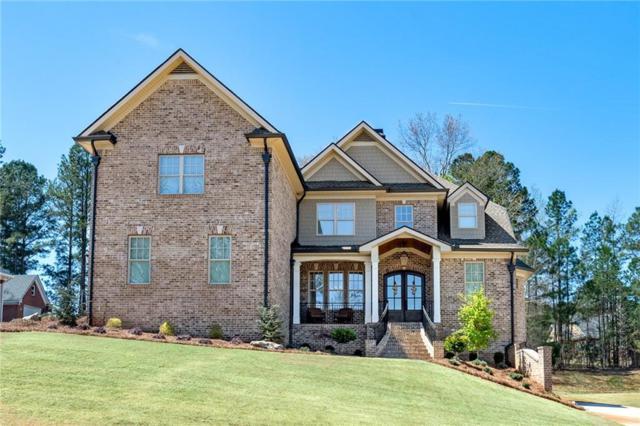 595 Milton Drive, Mcdonough, GA 30252 (MLS #6528456) :: Iconic Living Real Estate Professionals