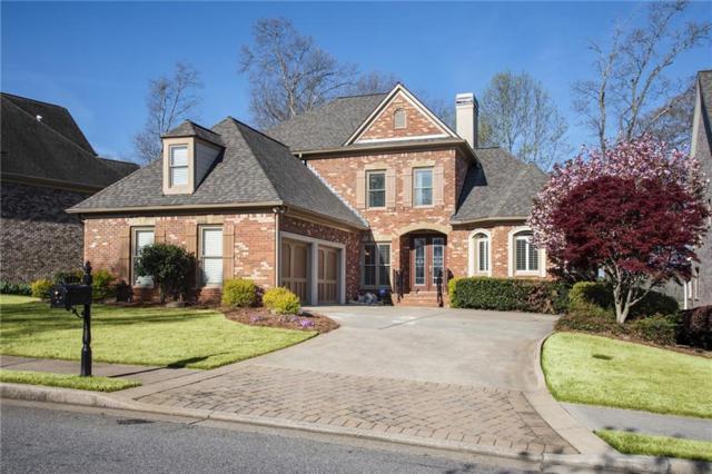 118 Ridgemoor Trace, Canton, GA 30115 (MLS #6528496) :: Hollingsworth & Company Real Estate