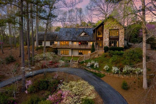 205 Cliff Overlook, Atlanta, GA 30350 (MLS #6528669) :: The Hinsons - Mike Hinson & Harriet Hinson