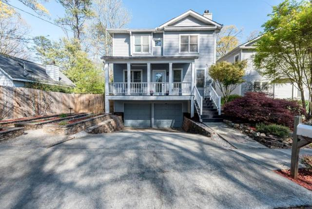 117 Hillcrest Ave Avenue, Decatur, GA 30030 (MLS #6528740) :: The Hinsons - Mike Hinson & Harriet Hinson