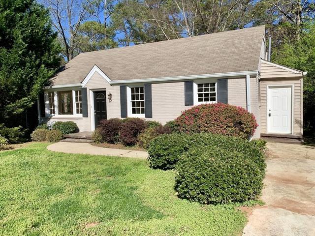 668 Quillian Avenue, Decatur, GA 30032 (MLS #6528798) :: KELLY+CO