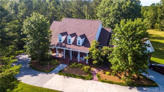135 Russell Hill Estates Drive NW, Calhoun, GA 30746 (MLS #6528932) :: North Atlanta Home Team