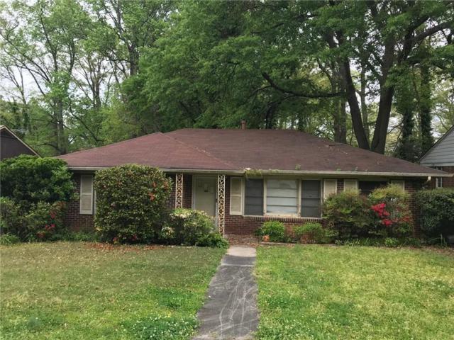 516 Wimbledon Road NE, Atlanta, GA 30324 (MLS #6528948) :: Iconic Living Real Estate Professionals
