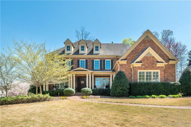 2321 Whiting Bay Courts NW, Kennesaw, GA 30152 (MLS #6528975) :: North Atlanta Home Team