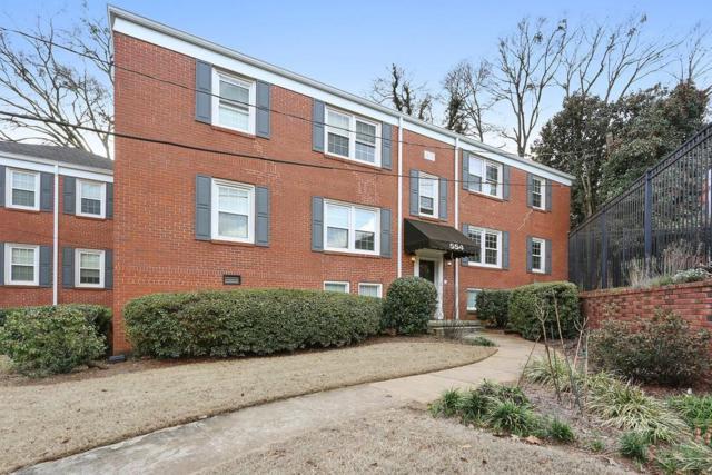 554 Goldsboro Road NE B, Atlanta, GA 30307 (MLS #6529014) :: The Hinsons - Mike Hinson & Harriet Hinson