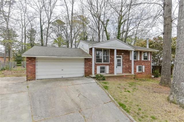 436 King Arthur Court, Clayton, GA 30236 (MLS #6529032) :: The Hinsons - Mike Hinson & Harriet Hinson