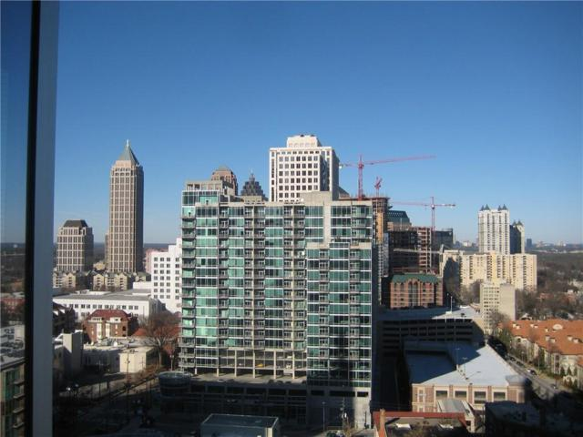 855 Peachtree Street NE #1514, Atlanta, GA 30308 (MLS #6529077) :: RE/MAX Paramount Properties