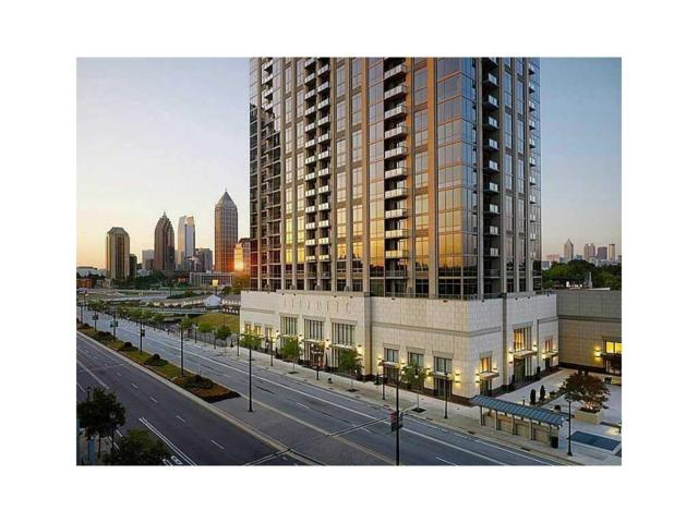 270 17th Street #1906, Atlanta, GA 30363 (MLS #6529112) :: RE/MAX Paramount Properties