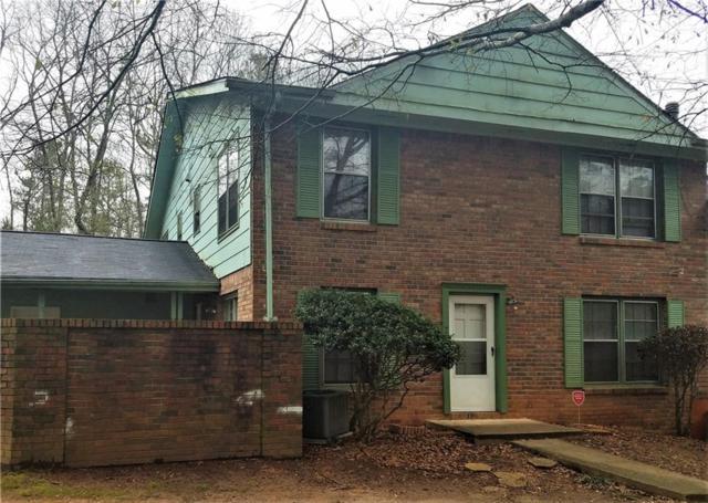 79 Flint River Road 16B, Riverdale, GA 30274 (MLS #6529222) :: Path & Post Real Estate