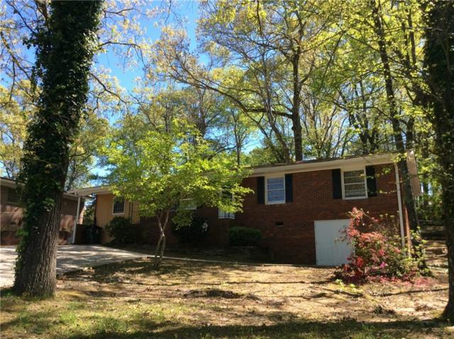 621 Arrowhead Trail, Warner Robins, GA 31088 (MLS #6529230) :: North Atlanta Home Team