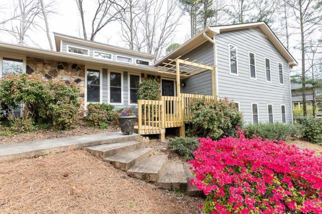 4513 Spring Hollow Court, Marietta, GA 30062 (MLS #6529357) :: Iconic Living Real Estate Professionals