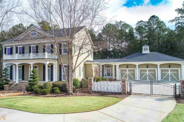 320 Highgrove Drive, Fayetteville, GA 30215 (MLS #6529376) :: The Hinsons - Mike Hinson & Harriet Hinson