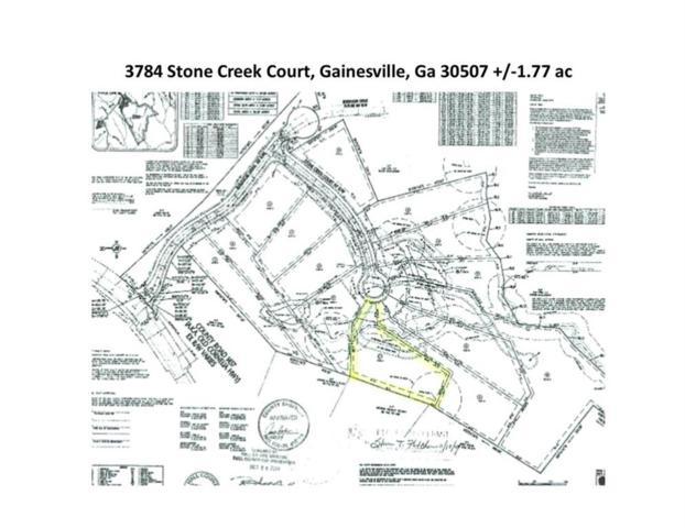 3784 Stone Creek Court, Gainesville, GA 30507 (MLS #6529453) :: North Atlanta Home Team