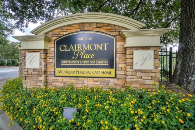 1800 Clairmont Lake #719, Decatur, GA 30033 (MLS #6529536) :: RE/MAX Paramount Properties