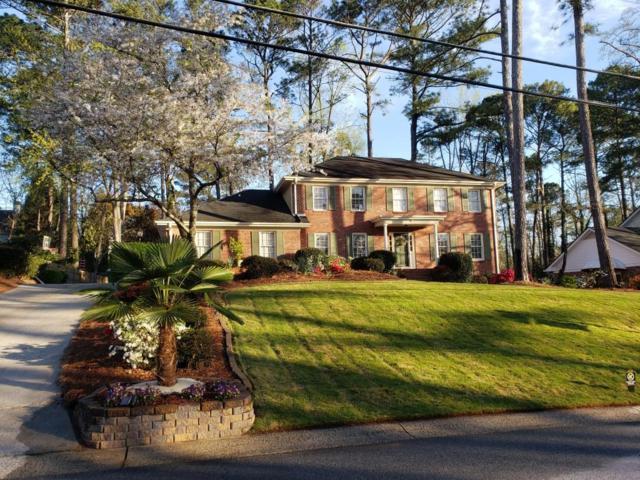 4387 Cedar Wood Drive, Lilburn, GA 30047 (MLS #6529565) :: Iconic Living Real Estate Professionals