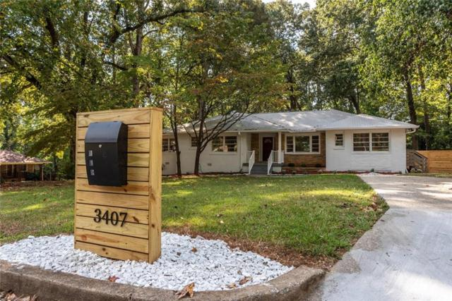 3407 Parkview Dr, College Park, GA 30337 (MLS #6529637) :: The Hinsons - Mike Hinson & Harriet Hinson