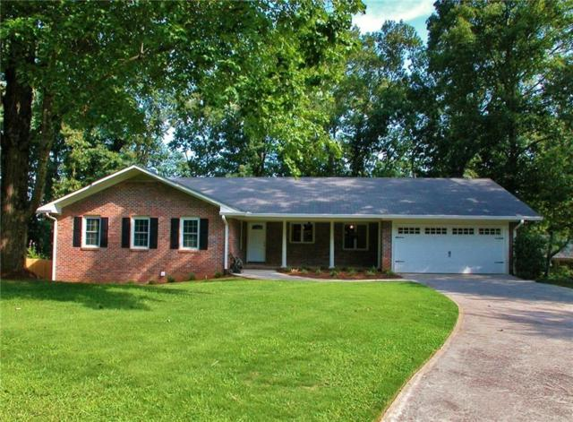 1795 Fairview Drive, Gainesville, GA 30501 (MLS #6529674) :: Iconic Living Real Estate Professionals